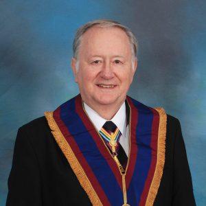 Martin Hickman-Ashby, Provincial Treasurer