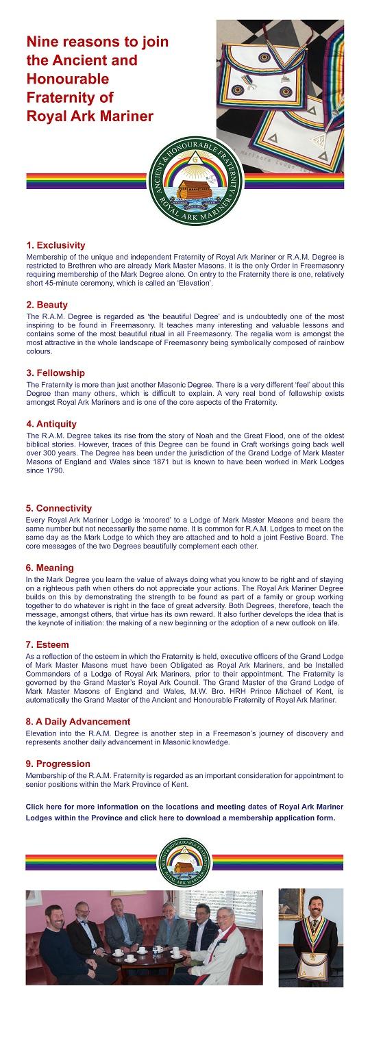 RAM leaflet