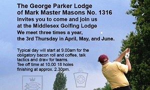 Calling all golfers !