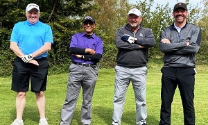 Mark Master Masons Golf Society Competition @ Abbey Moor Golf Club