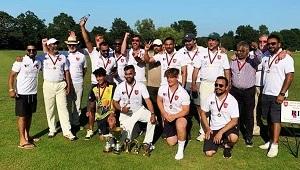 2021 Inter-Provincial Cricket Festival – Middx Winners !
